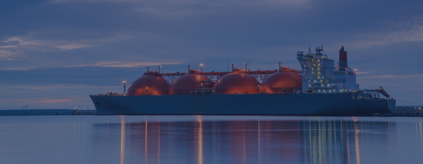 The Energy Transition, LNG And Global Markets