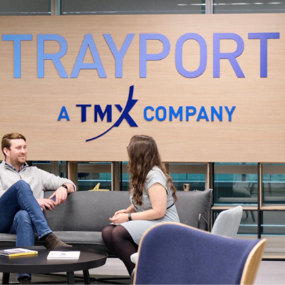 London Foyer - Trayport
