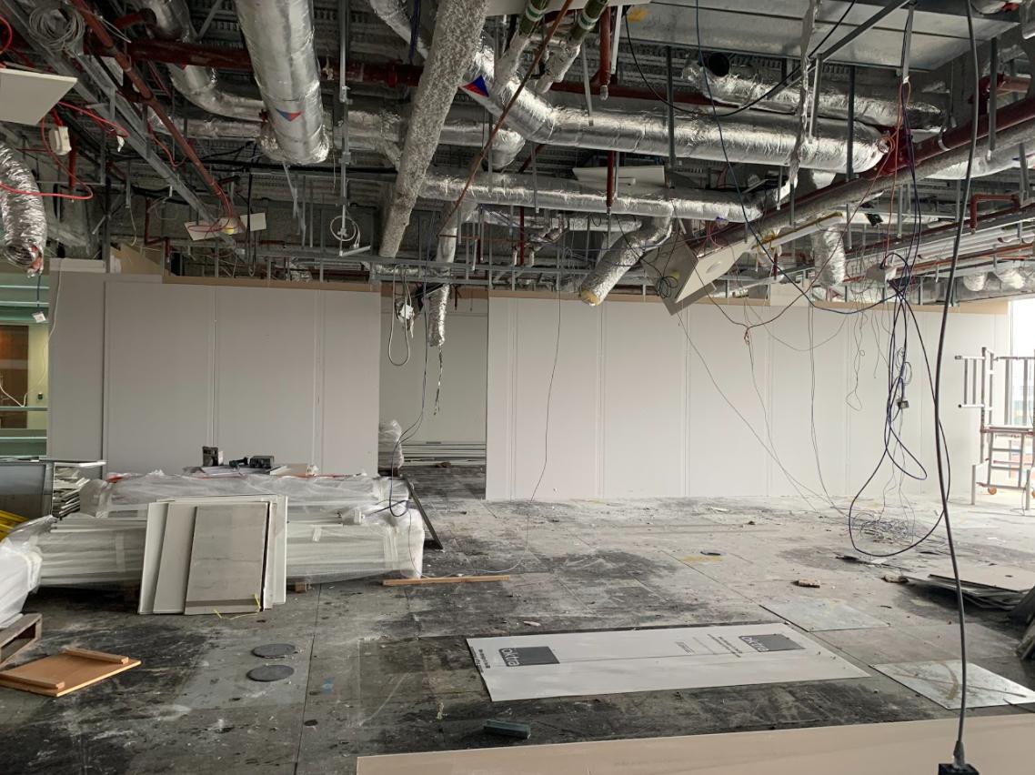 Office Renovation - Trayport