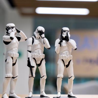 Stormtroopers - Trayport